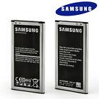 100 Genuine Samsung Galaxy S5 Sm-g900 Original Eb-bg900bbe 2800mah Battery 4pin