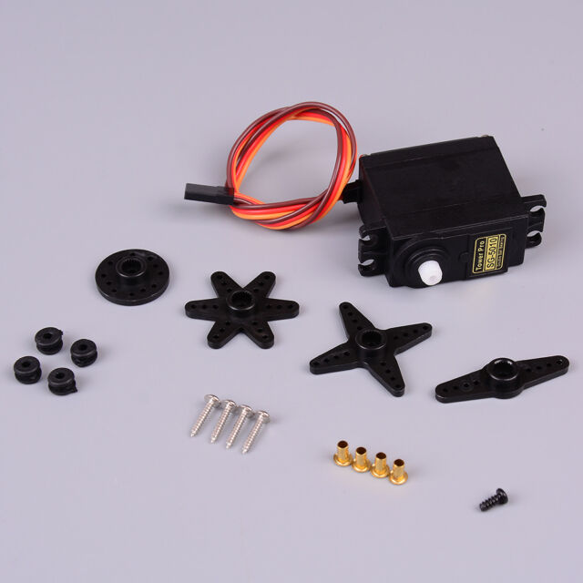 High speed SG5010 torque coreless servo motor for RC plane helicopter boat WA