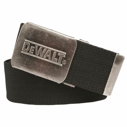 NEW DeWalt Work Belt One Size Black