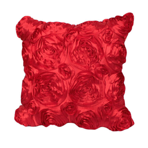 Cushion Cover Bright Color Floral Home Sofa Wedding Decoration Pillowcase