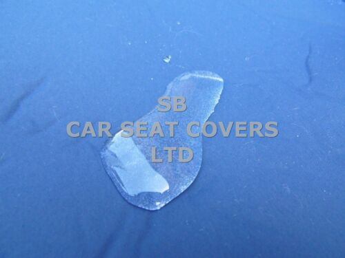 TO FIT A MERCEDES ML CAR SEAT COVERS PETROL NAVY WATERPROOF