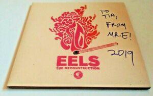 Eels Band Mark Oliver Everett Signed The Deconstruction Vinyl Record Album Ebay
