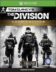 Tom-Clancy-039-s-The-Division-Gold-Edition-Microsoft-Xbox-One-2016