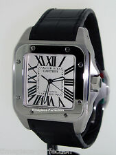 Cartier Santos W20073X8 Wrist Watch for Men and Unisex