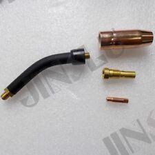 8ft Mig Gun Fit Clarke 190en Mig Fluxcore 220v Welder We6484 Wire Feed Welder