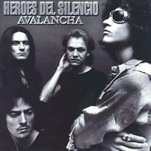 AVALANCHA CD+LP-HEROES DEL SILENCIO NEW CD