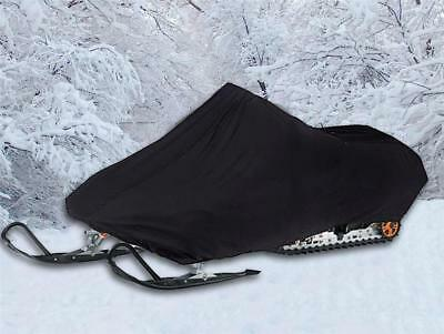200D Black Snowmobile Cover Arctic Cat Pantera Deluxe 1995 1996