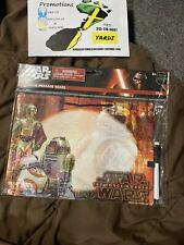Star Wars Hanging Dry Erase Board with Marker Clone Trooper