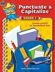Punctuate & Capitalize Grade 1 by Breyer (Paperback / softback, 2002)