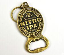 Guinness Beer Bier NITRO IPA Flaschenöffner Schlüsselanhänger USA Bottle Opener