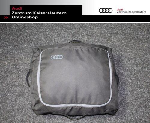Audi Original Dachboxentasche Gepäcktasche Gr M 000071154A Gepäckbox schwarz