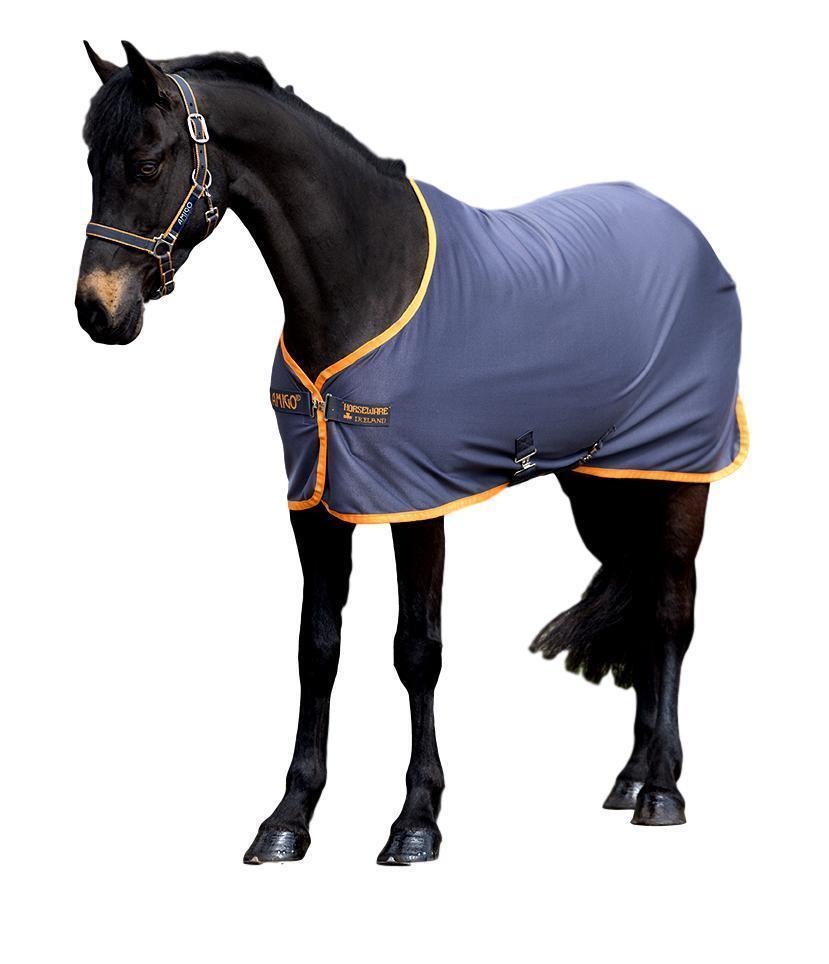 Horseware Ireland Amigo Jersey Pony Cooler with Detachable Cross Surcingles