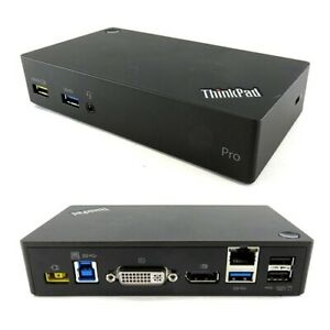 Lenovo ThinkPad USB 3.0 Pro Dock-UE NEW