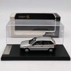 Premium-x-1-43-Fiat-typo-3-door-1995-Silver-prd454-Limited-Edition-Collection
