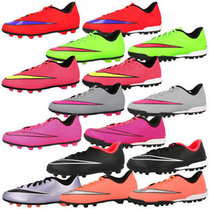 Nike Mercurial vórtice II Junior Botas de fútbol FG Tacos TF
