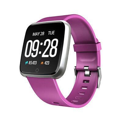 Smart Watch Heart Rate Monitor Pedometer Fitness Sports Activity Tracker Y7 lot