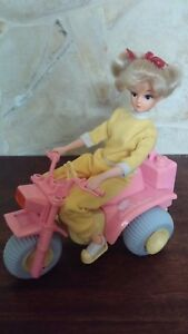 BARBIE-SUMMER-SENSATION-VINTAGE-ANNI-80-RARISSIMA