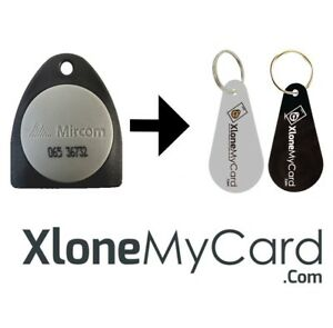 Details about Copy / Clone Mircom Key Fob 26 bit Format Only