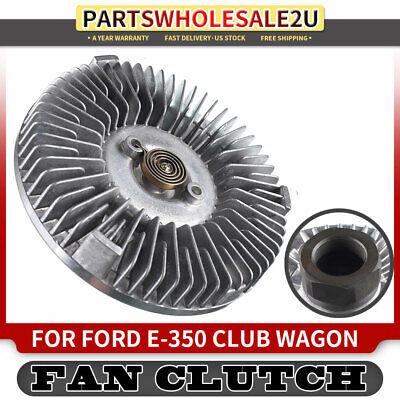 Cooling Fan Clutch for Ford E-450 Econoline Super Duty 98-02 7.3L Turbo Diesel