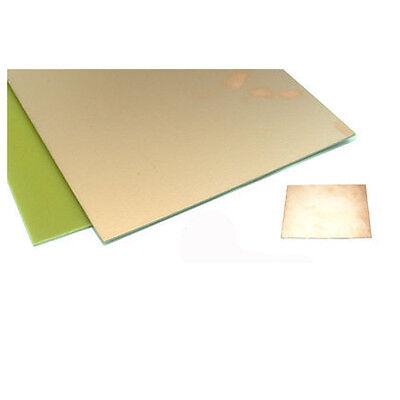 1 Copper Clad Laminate Circuit Boards FR4 PCB Single Side 150mmx200mm 15cmx20cm