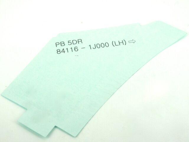 Left HYUNDAI Genuine 84116-1E200 Anti-Chip Film
