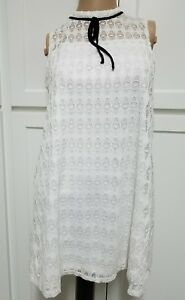 feb1fc116ab Image is loading Forever-21-women-039-s-size-small-white-