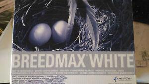 Breedmax-Blanc-90-Grammes-Sans-Boite-A-en-Vrac-Pate-A-Reproduction-Acide-Canaris