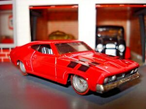 Ford Falcon Xb Gt >> Details About 1973 73 Ford Falcon Xb Gt 351 1 64 Scale Limited Edition Australian Model