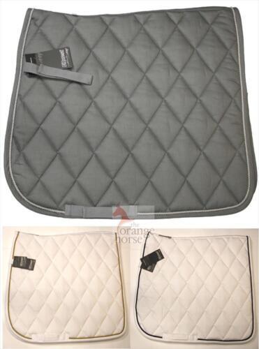 Equest Schabracke Cotton Basic Premium - mit Kordel