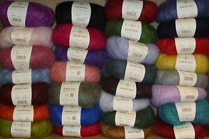 ROWAN-Kidsilk-Haze-x-25g-Choose-Colour-70-Mohair-30-Silk-over-30-shades