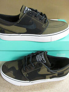 huge discount 50ccf feefd Image is loading nike-SB-zoom-stefan-janoski-mens-trainers-333824-