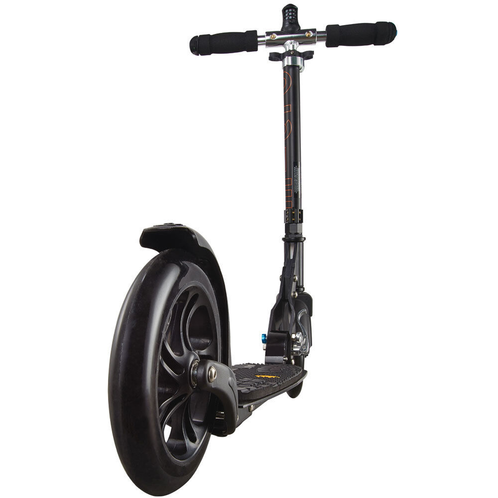Micro Deluxe Interlock Interlock Interlock Scooter Tret-Roller Tretroller mit Schloss City Cruiser e01dc2