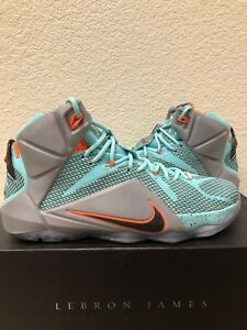 e722568fbfa9 Image is loading NIKE-LEBRON-JAMES-12-XII-NSRL-SIZE-10-
