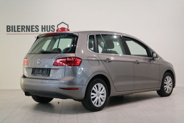 VW Golf Sportsvan 1,4 TSi 125 Highline DSG BMT - billede 1