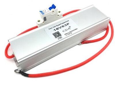 1pc CDA 16V 83F Ultracapacitor Engine Battery Starter Booster Car Super #F0J CY