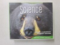 Harcourt Science Grade 4 Audiotext Student Edition On Cds Set 0153532246