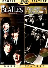 Beatles - Unauthorized / Fun With The Fab Four (DVD, 2002)