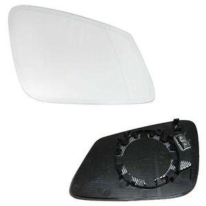 MIROIR-GLACE-RETROVISEUR-BMW-SERIE-5-F10-F11-2010-UP-535d-550d-DEGIVRANT-DROIT