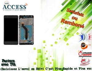 Ecran-LCD-Vitre-Tactile-pour-Huawei-P9-Lite-VNS-L31-avec-Chassis-Noir