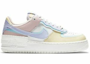 air force 1 mujer shadow pastel