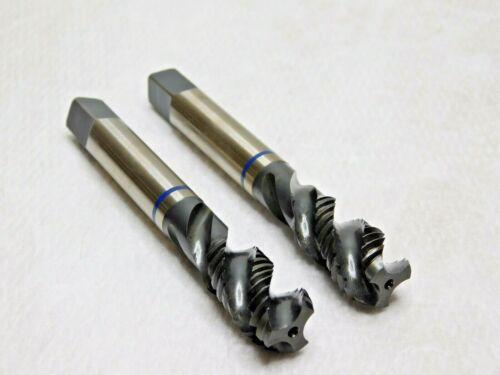 "Accupro Spiral Flute Tap Vanadium HSS RH 9//16/""-12 UNC-2B 3FL QTY 2 84245513"