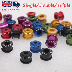 4-5PCS-Litepro-AL7075-SINGLE-doble-Triple-MTB-Carretera-Bicicleta-Chainring-Bolts-Tornillos
