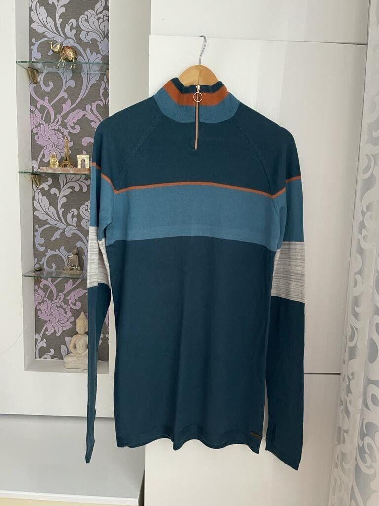 sweaty betty Merino Wool Running Top Long Sleeve Beautiful L