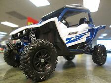 Yamaha YXZ 1000R New Ray Toy Blue and White YXZ1000R Toy 1:18 Scale L@@K