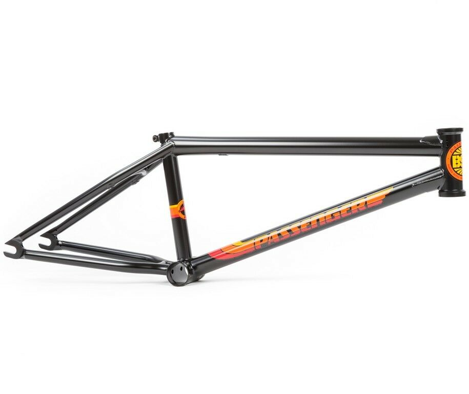 BSD PASSENGER V3 Negro 20.5 KRISS KYLE BMX Marco de bicicleta 20.5  S&M Bikes