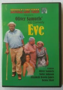 Eve-2004-Oliver-Samuels-039-Jamaican-Comedy-Starring-Volier-Johnson-Humble-Lion-DVD