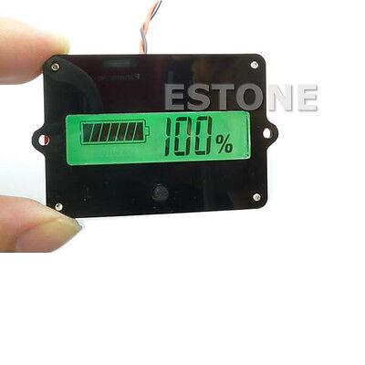 Battery Capacity 12V 24V 36V 48V Tester Indicator For Lead-acid Lithium LiPo LCD