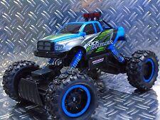 RC Crawler / Rock Crawler Blue White / Allrad 4WD / 2,4 Ghz / M 1:14