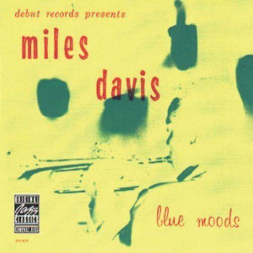 1 of 1 - Miles Davis - Blue Moods [New CD]