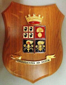 Crest-Storico-Motto-034-OBOEDIENTIA-AD-NUTUM-BRIGATA-SASSARI-034-Vera-Rarita